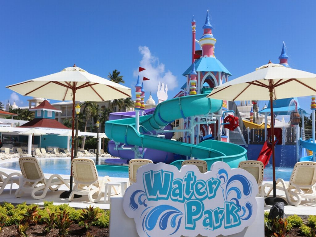 bahia scouts water park in punta cana
