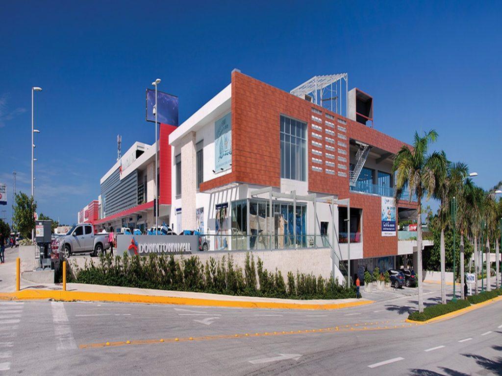 downtown mall punta cana dominican republic