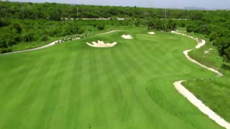 hard rock golf club at cana bay from punta cana