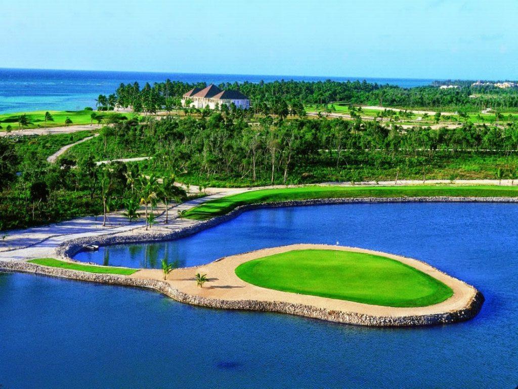 la cana golf club punta cana dominican republic