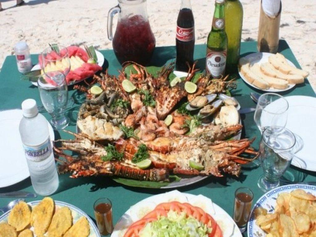 langusta del caribe restaurant in punta cana