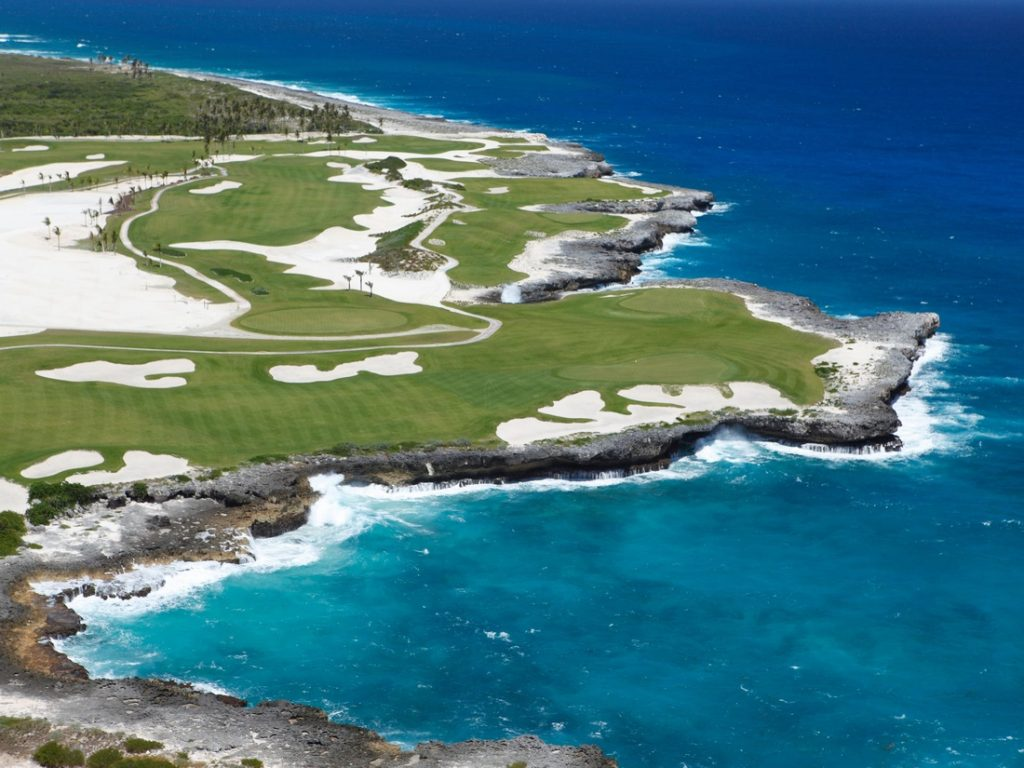 los corales golf club punta cana dominican republic