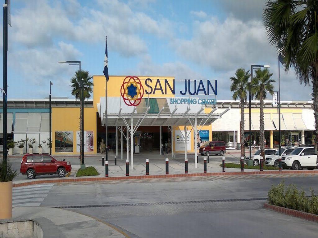 san juan shopping mall in punta cana