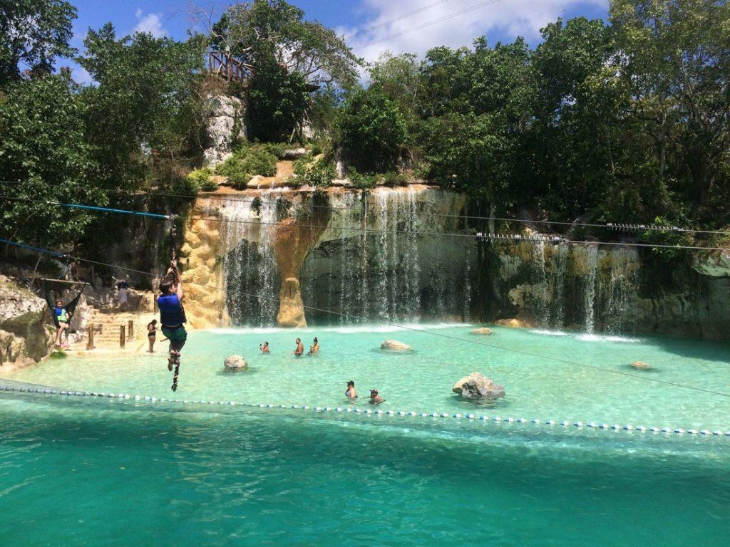 scape park punta cana dominican republic