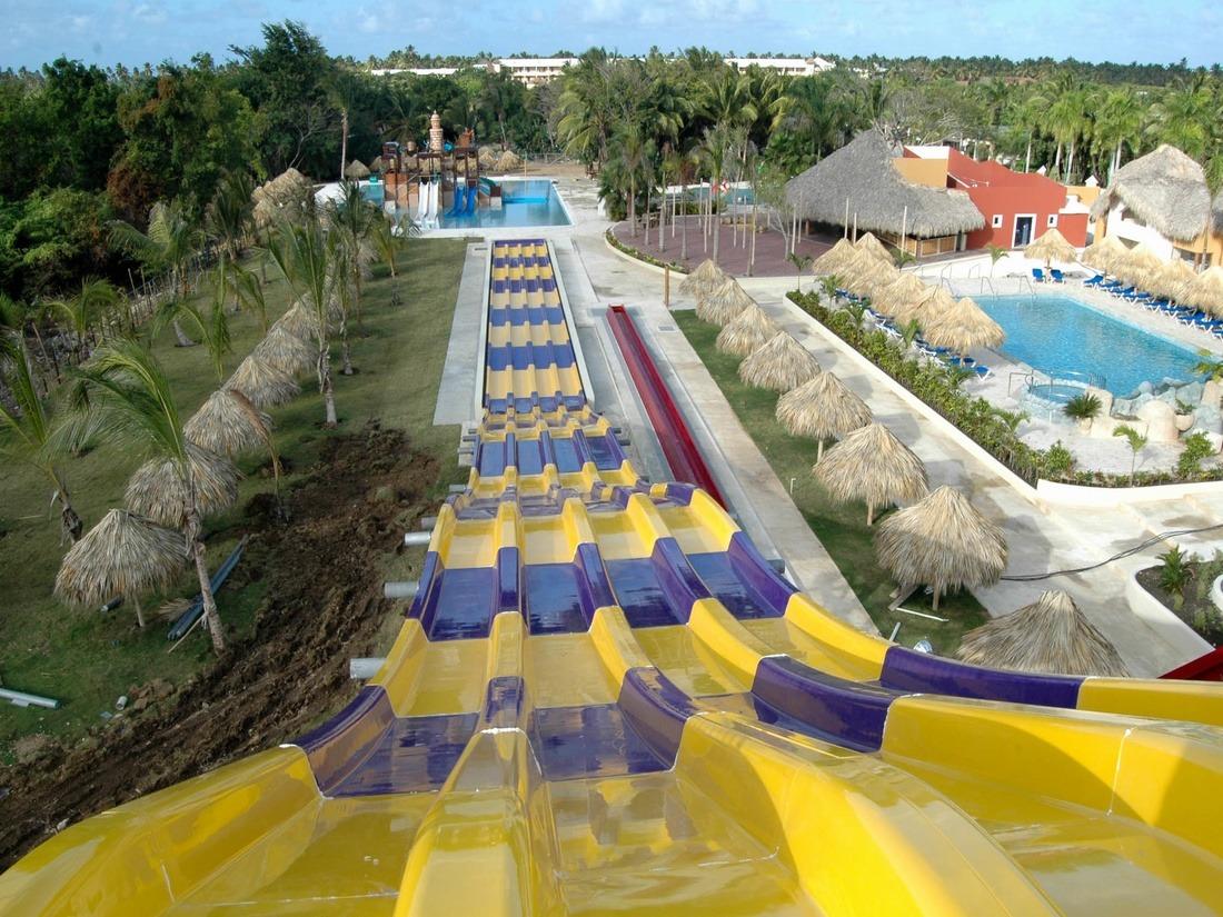 water park sirenis aquagame punta cana