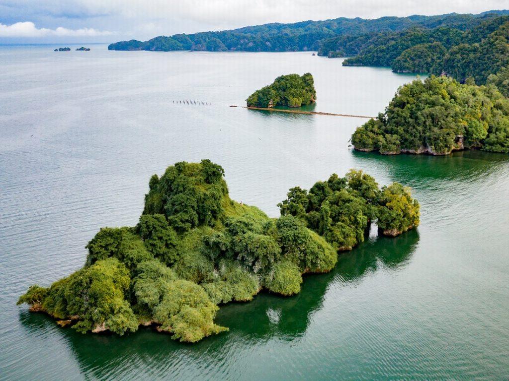 national park los haitises in punta cana